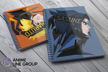 Скетчбук Sasuke / Naruto