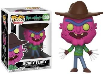Фигурка Funko Страшный Тэрри (Рик и Морти) / Scarry Terry (Rick and Morty)