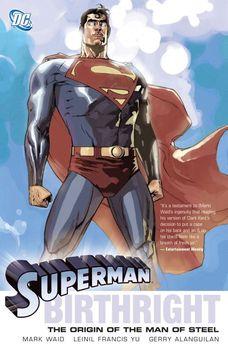 Superman. Birthright TPB