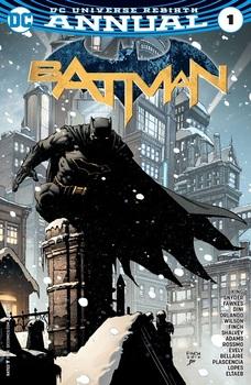 DC Universe Rebirth. Batman. Annual #1