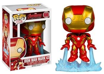 Фигурка-башкотряс Funko Железный Человек Марк 43 Эра Альтрона / Iron Man Mark 43 Avengers Age of Ultron