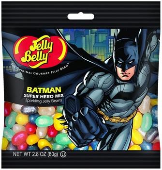 Конфеты Jelly Belly Seper Hero Mix Batman