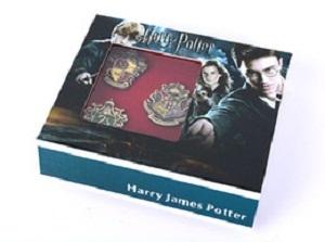 Набор брошей Harry Potter
