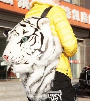 Рюкзак White Tiger Head