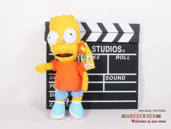 Bart Simpson мягкая игрушка