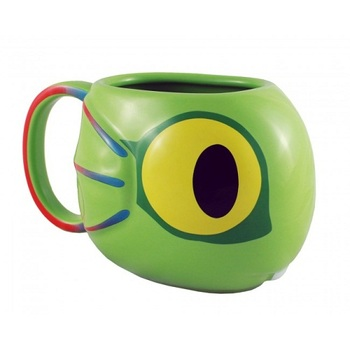 Чашка Зелёный Морлок / Green Murloc World of Warcraft