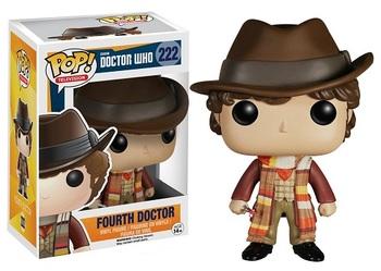 Фигурка Funko Четвёртый Доктор Кто / Fourth Doctor Who