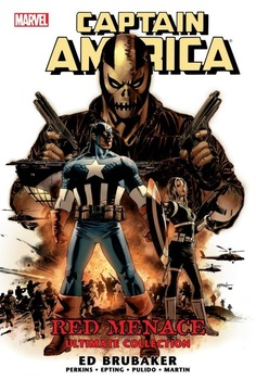 Captain America. Red Menace. Ultimate Collection TPB