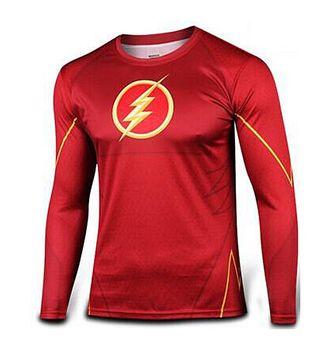 Лонгслив Flash