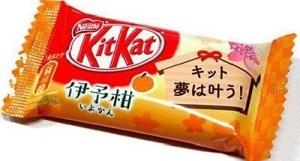 KitKat Цитрус Иёкан (Батончик)