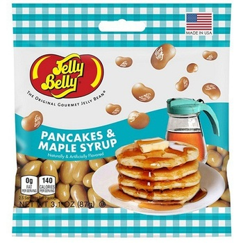 Конфеты Jelly Belly Pancakes & Maple Syrup