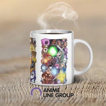 Чашка Adventure Time
