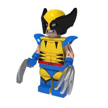 Минифигурка Росомаха / Wolverine