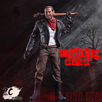 Фигурка ZC Toys 1/6 Ниган Ходячие Мертвецы / Negan The Walking Dead