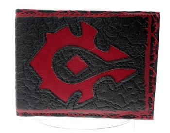 Бумажник Орда / Horde World of Warcraft
