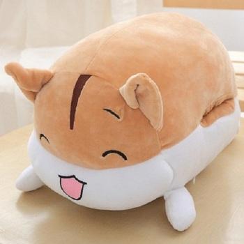 Мягкая игрушка-подушка Хомяк / Hamster