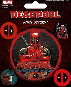 Официальный набор стикеров Дэдпул / Deadpool