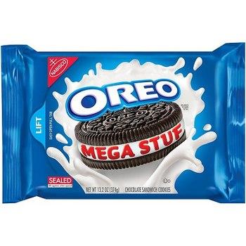 Печенье Oreo Мега 374 г.