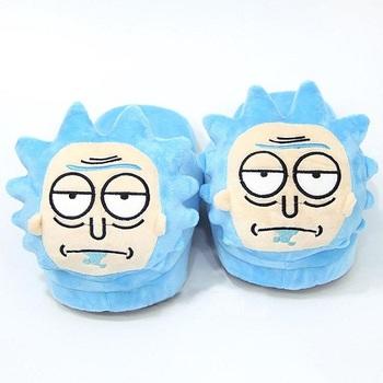 Тапки Рик (Рик и Морти) / Rick (Rick and Morty)