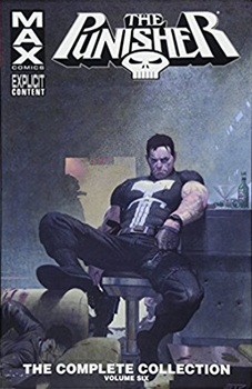 The Punisher. MAX. The Complete Collection. Vol. 6 TPB