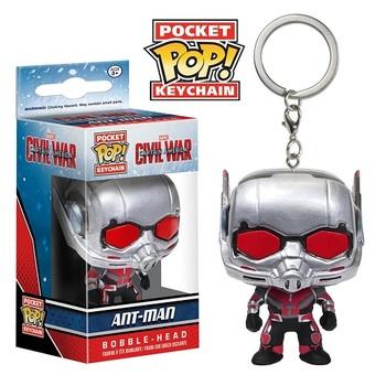Брелок-фигурка Funko Человек-Муравей Гражданская Война / Ant-Man Civil War