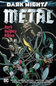 Dark Nights: Metal. Dark Knights Rising HC