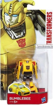 Фигурка-трансформер Hasbro Бамблби Трансформеры / Bumblebee Transformers