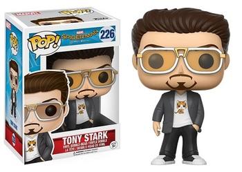 Фигурка-башкотряс Funko Тони Старк Возвращение домой  / Tony Stark Homecoming