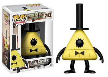 Фигурка Funko Билл Шифр Гравити Фолз / Bill Cipher Gravity Falls