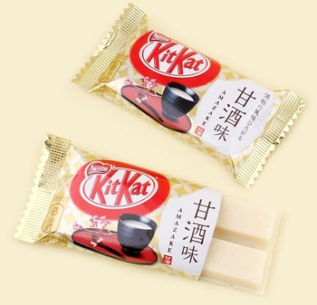 KitKat Саке Amazake (Батончик)