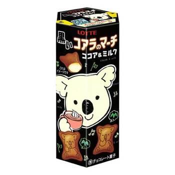 Печенье Lotte Koala Какао с Молоком 50 г.
