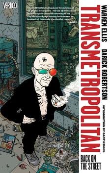 Transmetropolitan. Vol. 1: Back on the Street TPB
