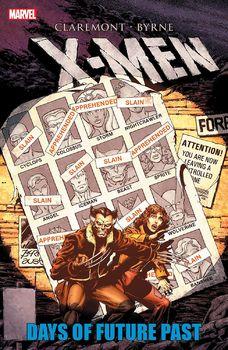 X-Men. Days of Future Past TPB