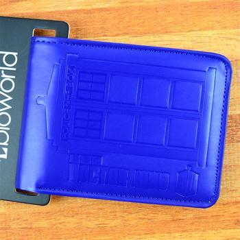 Doctor Who бумажник