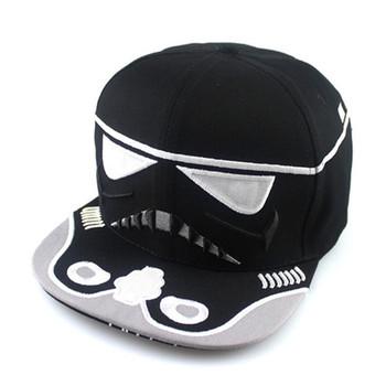 Бейсболка Штурмовик Звездные войны / Stormtrooper Star Wars