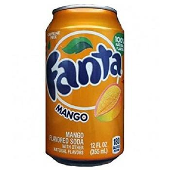 Fanta Манго (Банка 355 мл)