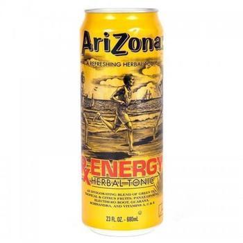 AriZona Energy Травяной Тоник (Банка 680 мл)