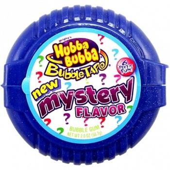 Жевательная резинка Hubba Bubba New Mystery Flavor (Мега длина)