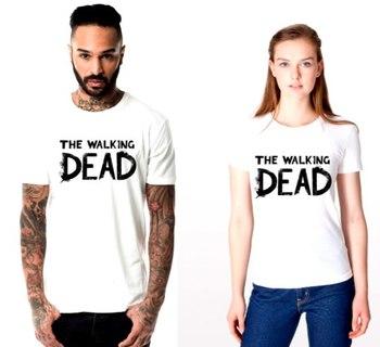 The Walking Dead футболка