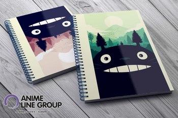 Скетчбук Totoro