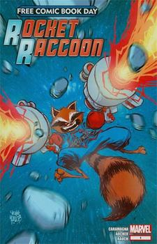 Rocket Raccoon #1 FCBD 2014