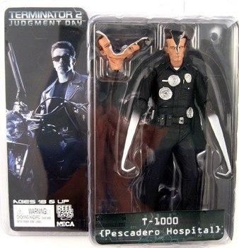 Фигурка NECA Т-1000 (Терминатор 2: Судный день) / T-1000 (Terminator 2: Judgment Day)