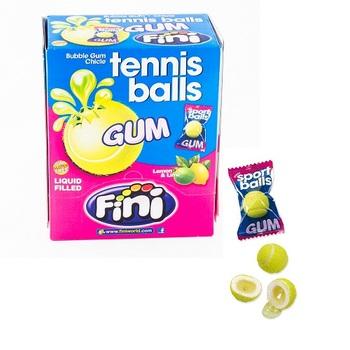 Жевательная резинка Fini Tennis Balls