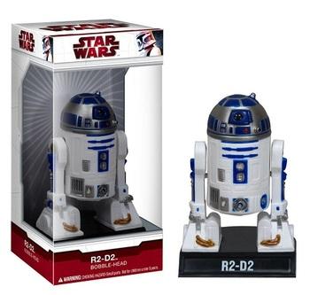 Фигурка-башкотряс Funko Р2-Д2 Звёздные Войны / R2-D2 Star Wars