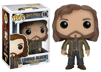 Фигурка Funko Сириус Блэк Гарри Поттер / Sirius Black Harry Potter