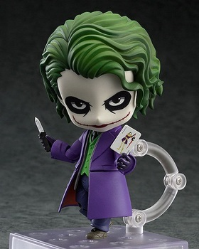 Фигурка Nendoroid Джокер Темный Рыцарь / Joker The Dark Knight