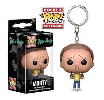 Брелок-фигурка Funko Морти (Рик и Морти) / Morty (Rick and Morty)