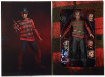 Фигурка NECA Фредди Крюгер (Кошмар на улице Вязов) / Freddy Krueger (A Nightmare on Elm Street)