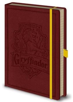 Официальный блокнот Гриффиндор Гарри Поттер / Gryffindor Harry Potter