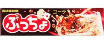 Жевательные конфеты Puccho кола 45 г.